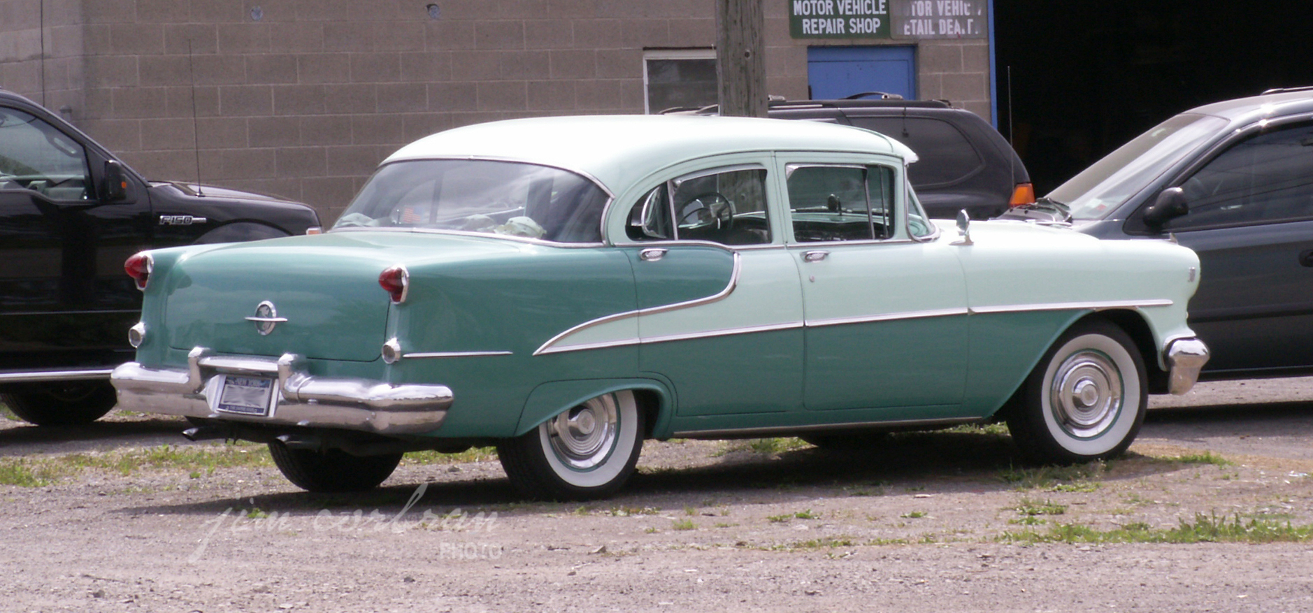 RealRides of WNY - 1955 Olds 88