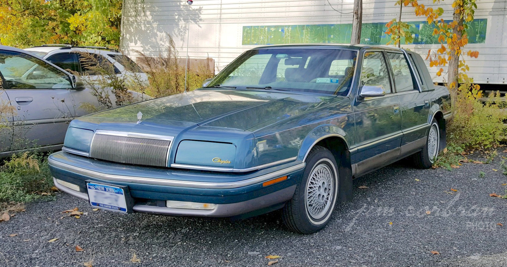 RealRides of WNY - 1993 New Yorker