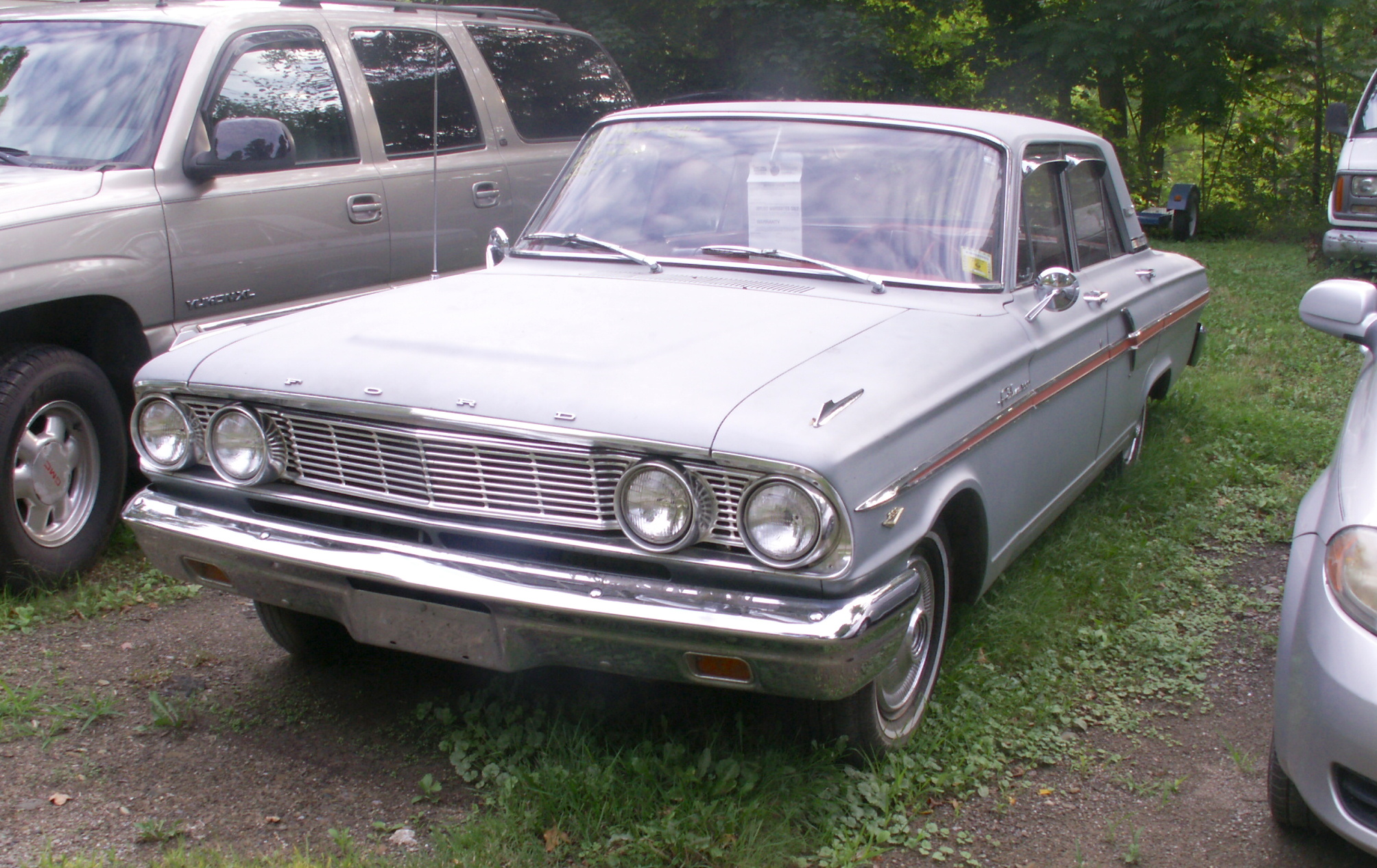 RealRides of WNY - 1964 Ford Fairlane 500