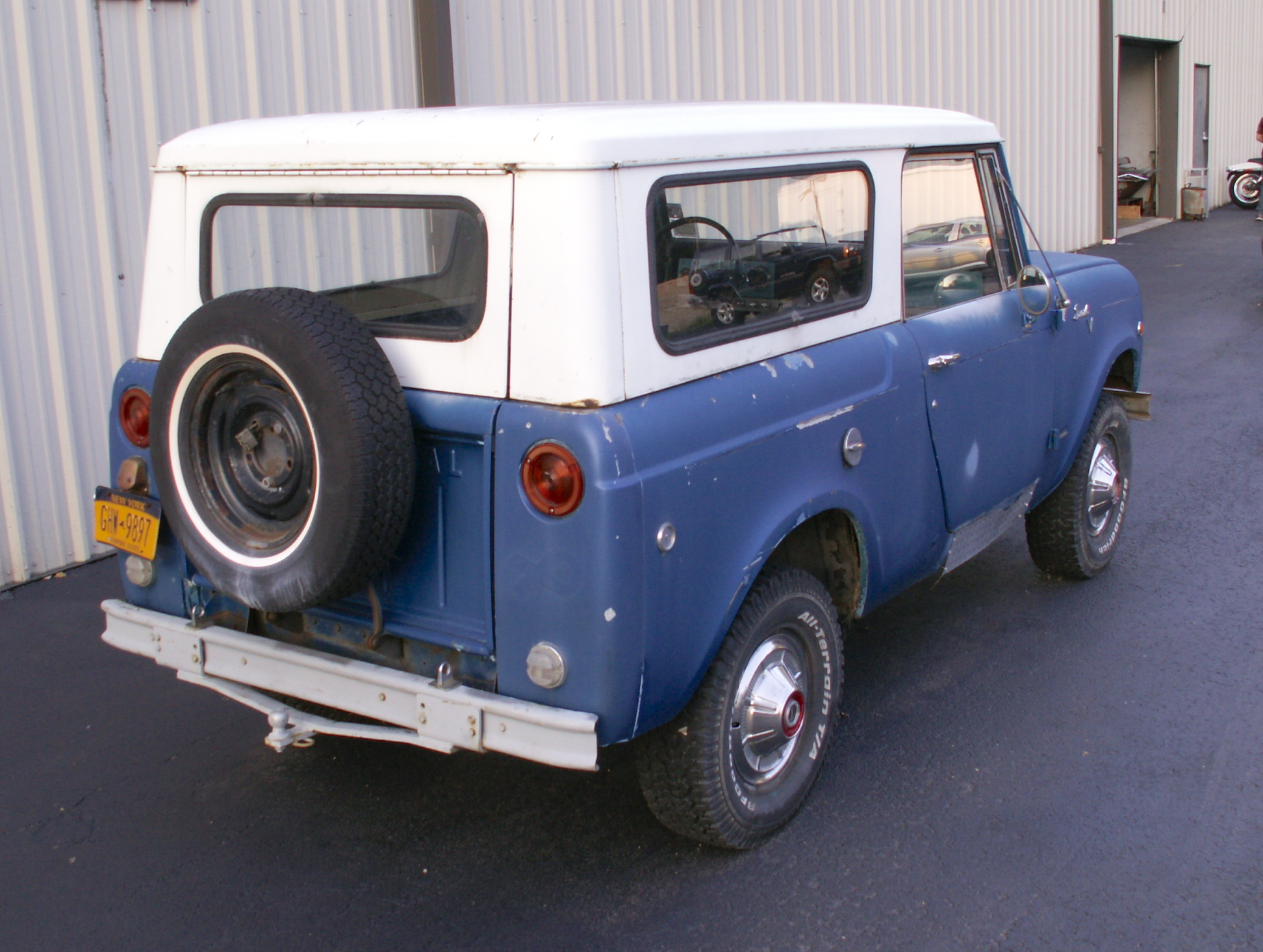 RealRides of WNY - 1969 I-H Scout