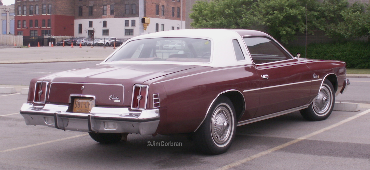 RealRides of WNY - 1975 Chrysler Cordoba