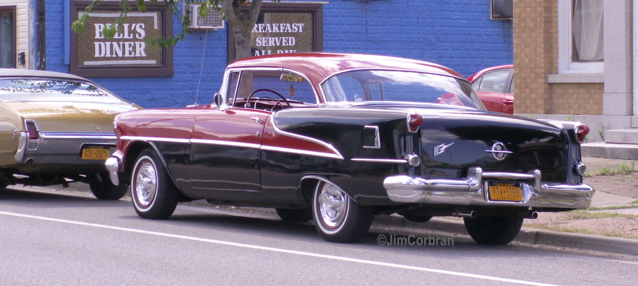 RealRides of WNY - 1955 Oldsmobile 88