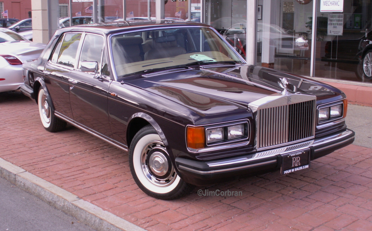 RealRides of WNY - 1984 Rolls-Royce Silver Spirit