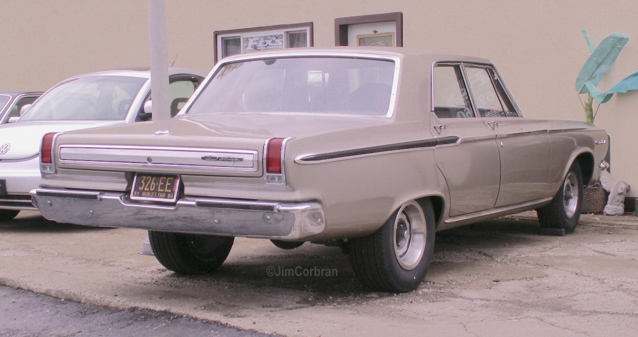 Realrides Of Wny 1965 Dodge Coronet 440