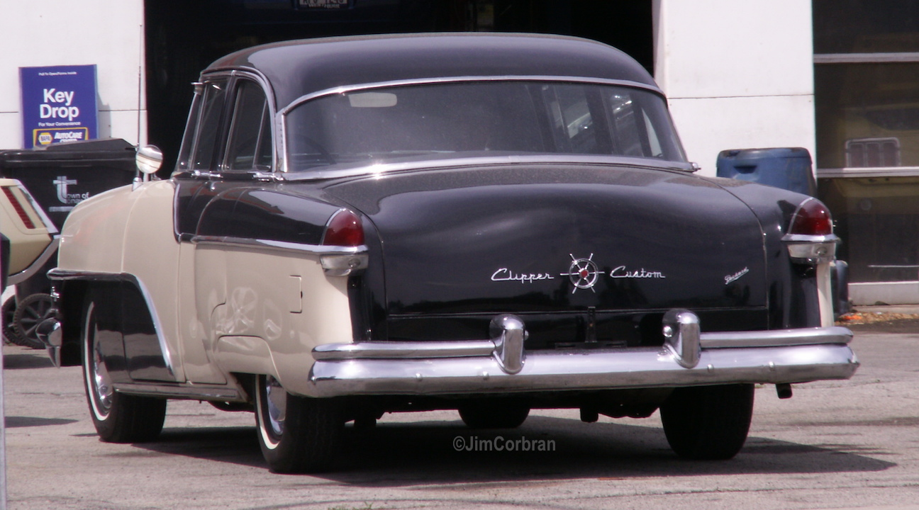 RealRides of WNY - 1955 Packard Clipper