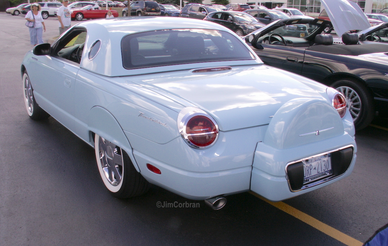 RealRides of WNY - 2003 Ford Thunderbird