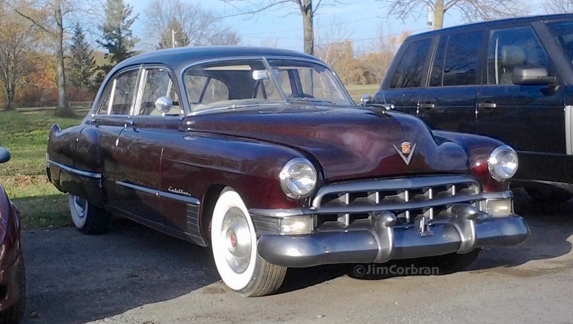 RealRides of WNY - 1949 Cadillac Series 62