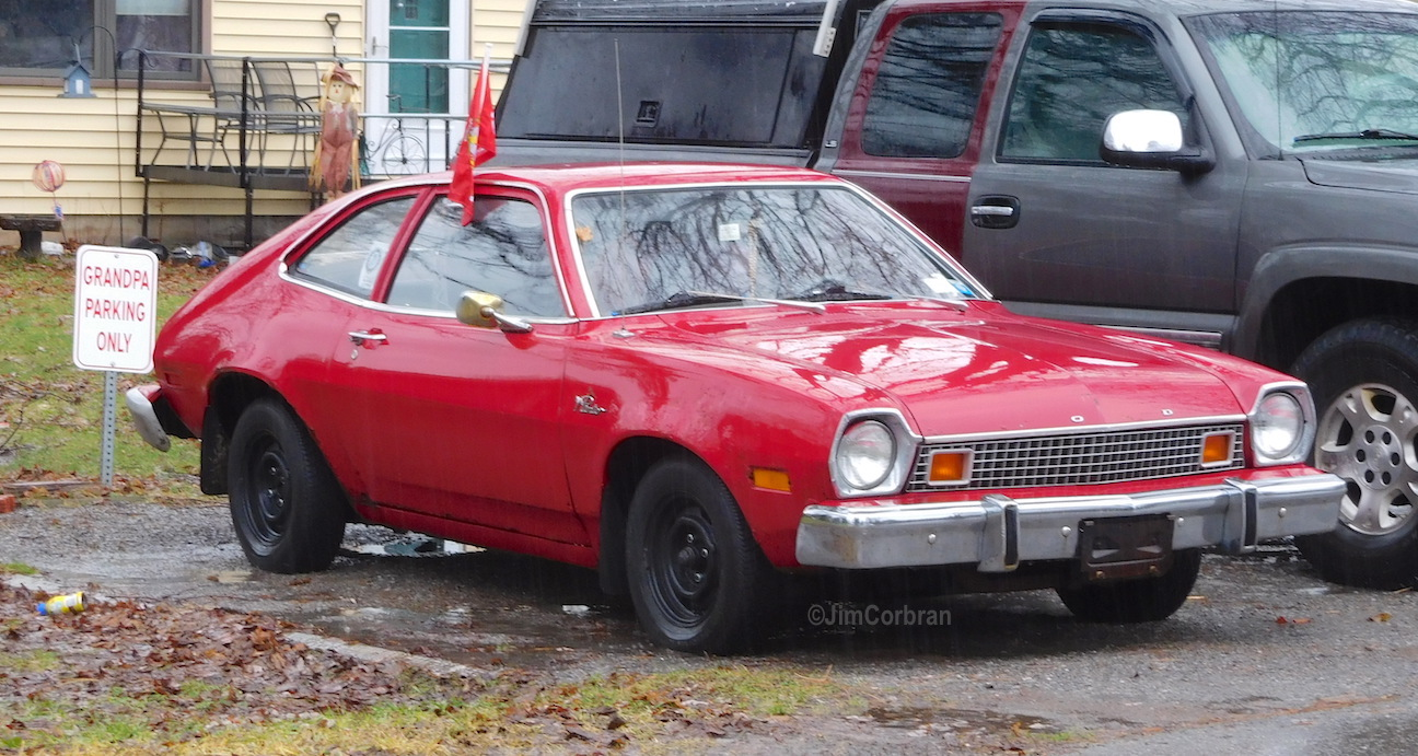 RealRides of WNY - 1976 Ford Pinto