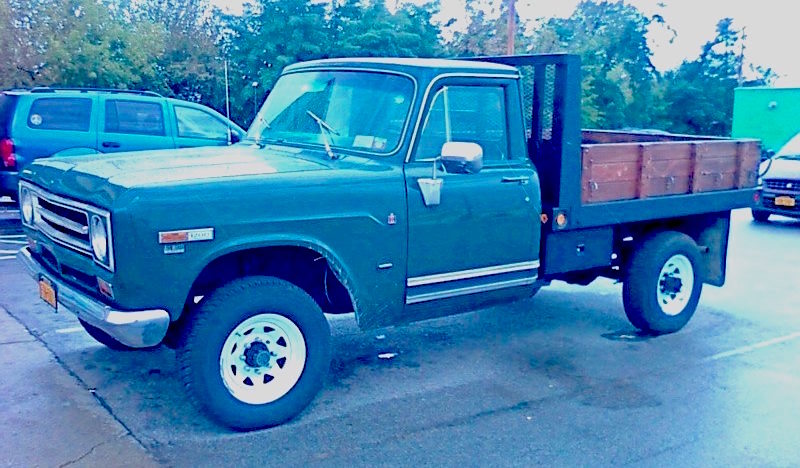 RealRides of WNY - 1970 International-Harvester 1200