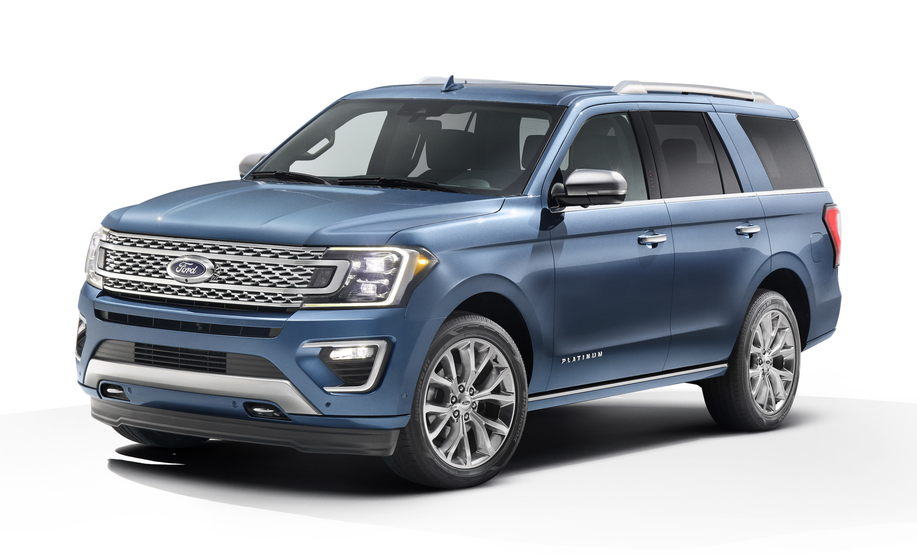 THE BLUE OVAL UPDATES ITS FULL-SIZE SUV… 	The 2018 Ford Expedition