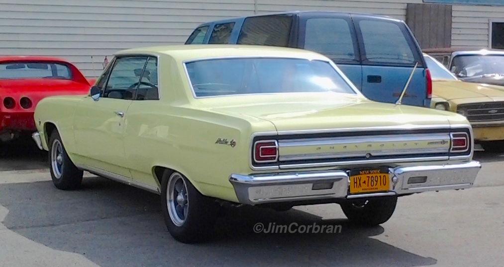 RealRides of WNY - 1965 Chevelle Malibu SS