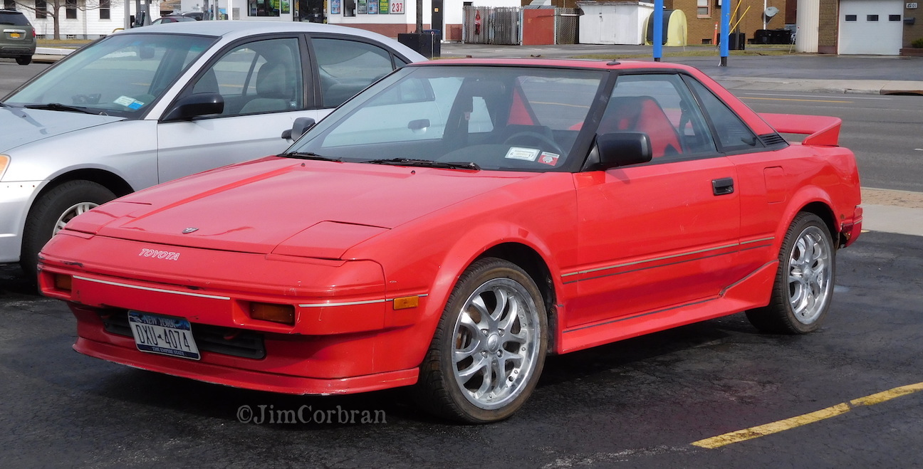 RealRides of WNY - 1986 Toyota MR2