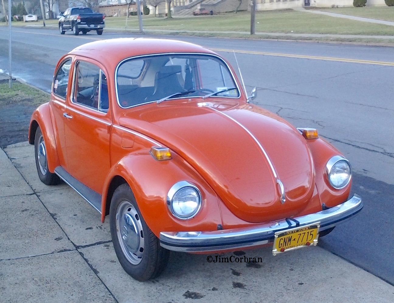 Realrides Of Wny 1971 Vw Super Beetle