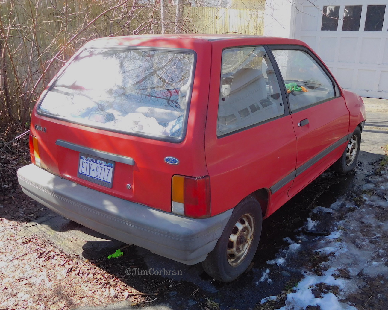 RealRides of WNY - 1989 Ford Festiva L