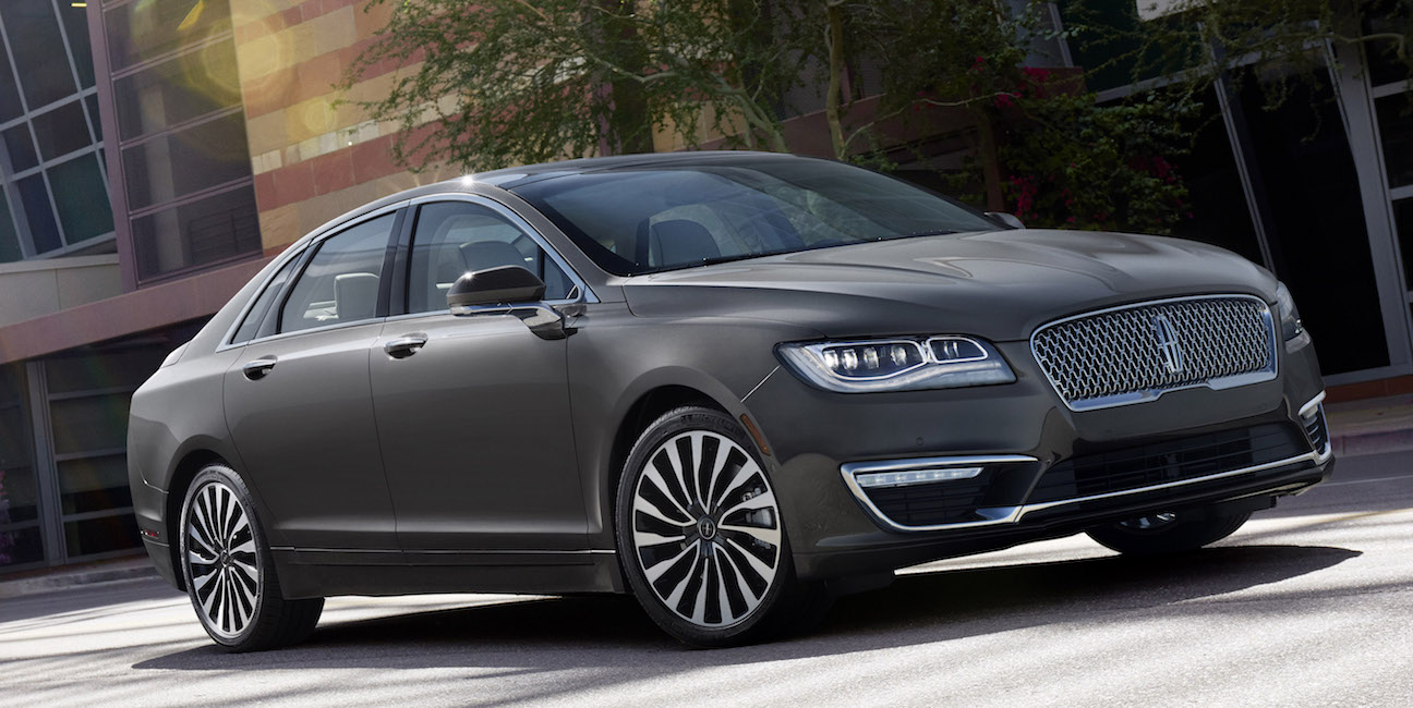 BECAUSE NOT EVERYONE WANTS A CROSSOVER/SUV 2.0  — 2017 Lincoln MKZ