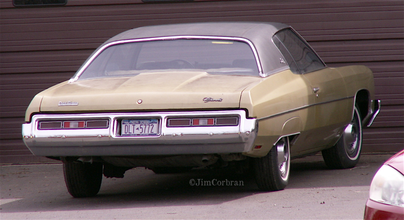 Impala 1972 chevrolet impala for sale : of WNY - 1972 Chevrolet Impala