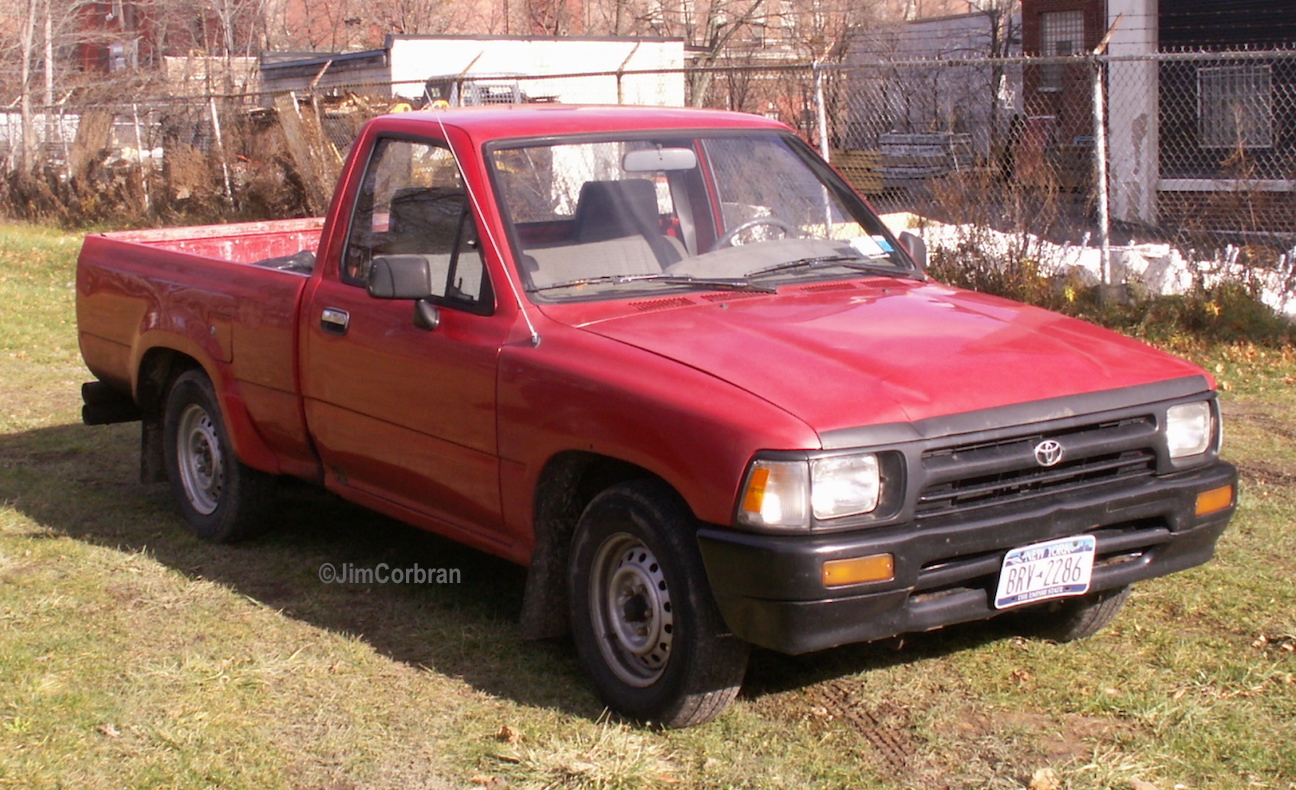 Realrides Of Wny 1992 Toyota Pickup