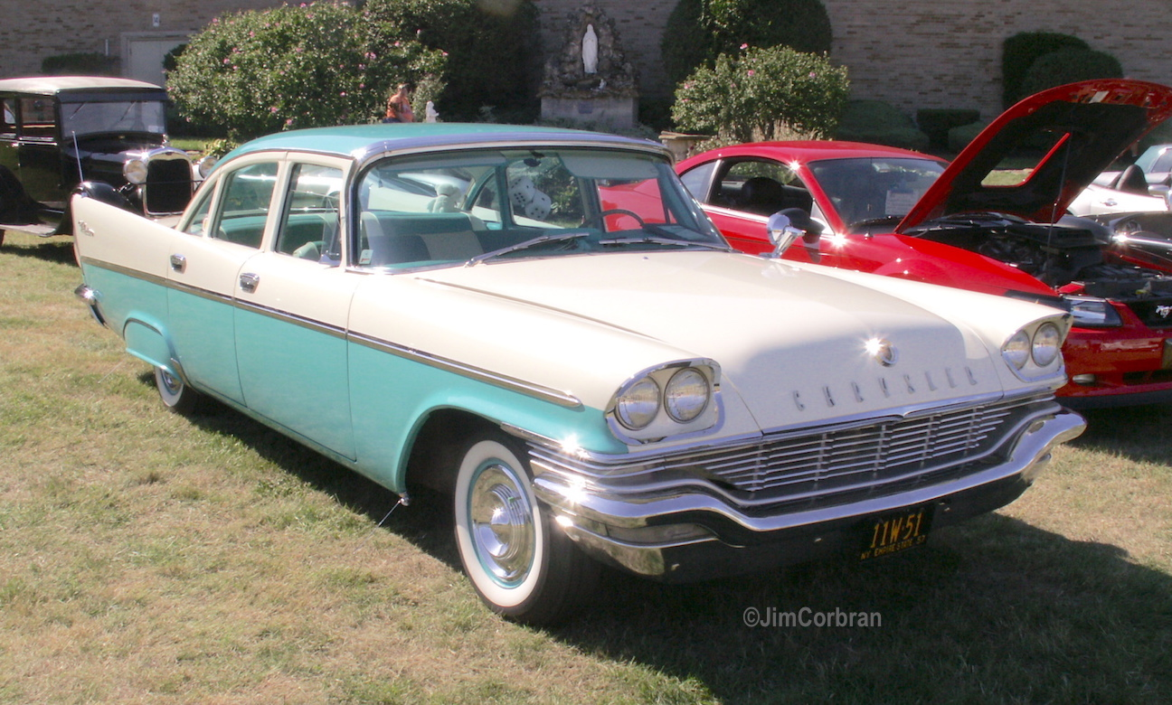 RealRides of WNY - 1957 Chrysler Windsor