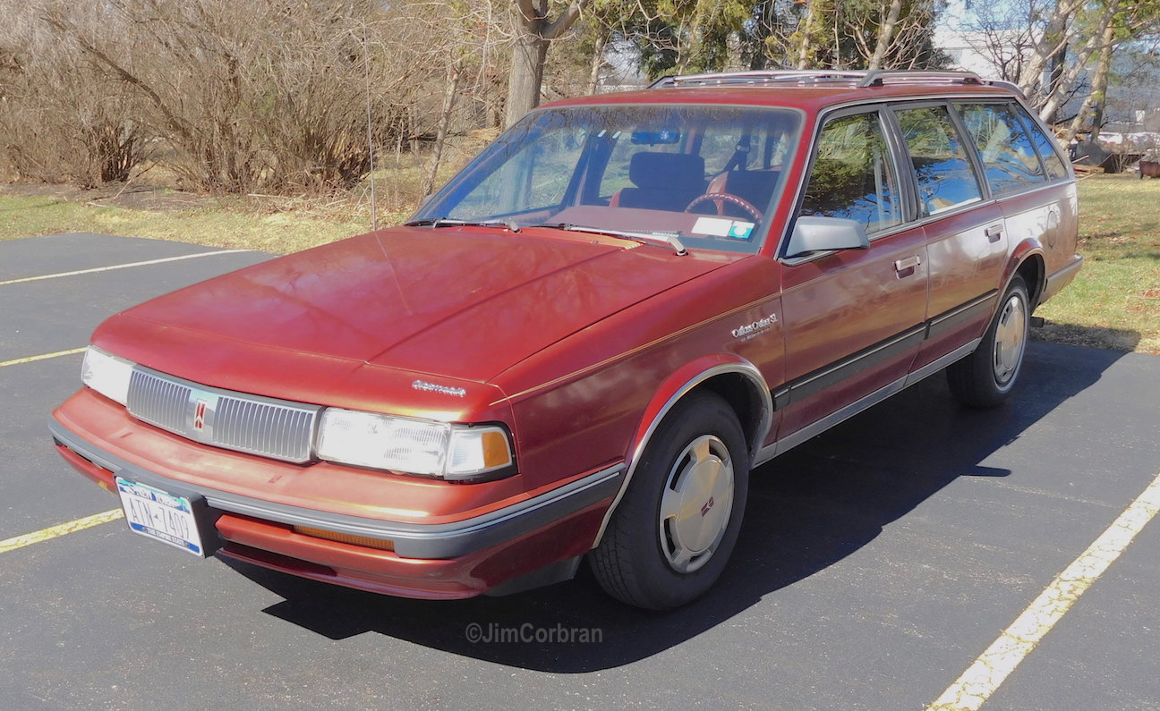 RealRides of WNY - 1991 Olds Cutlass Cruiser SL