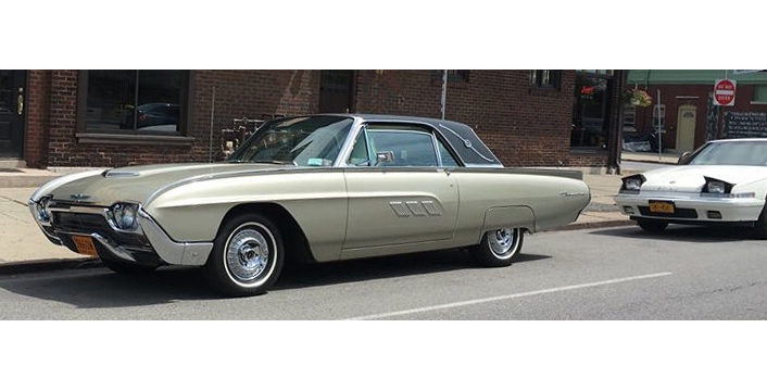 RealRides of WNY - 1963 Ford Thunderbird