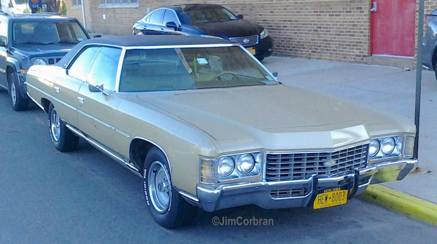 RealRides of WNY - 1971 Chevy Caprice
