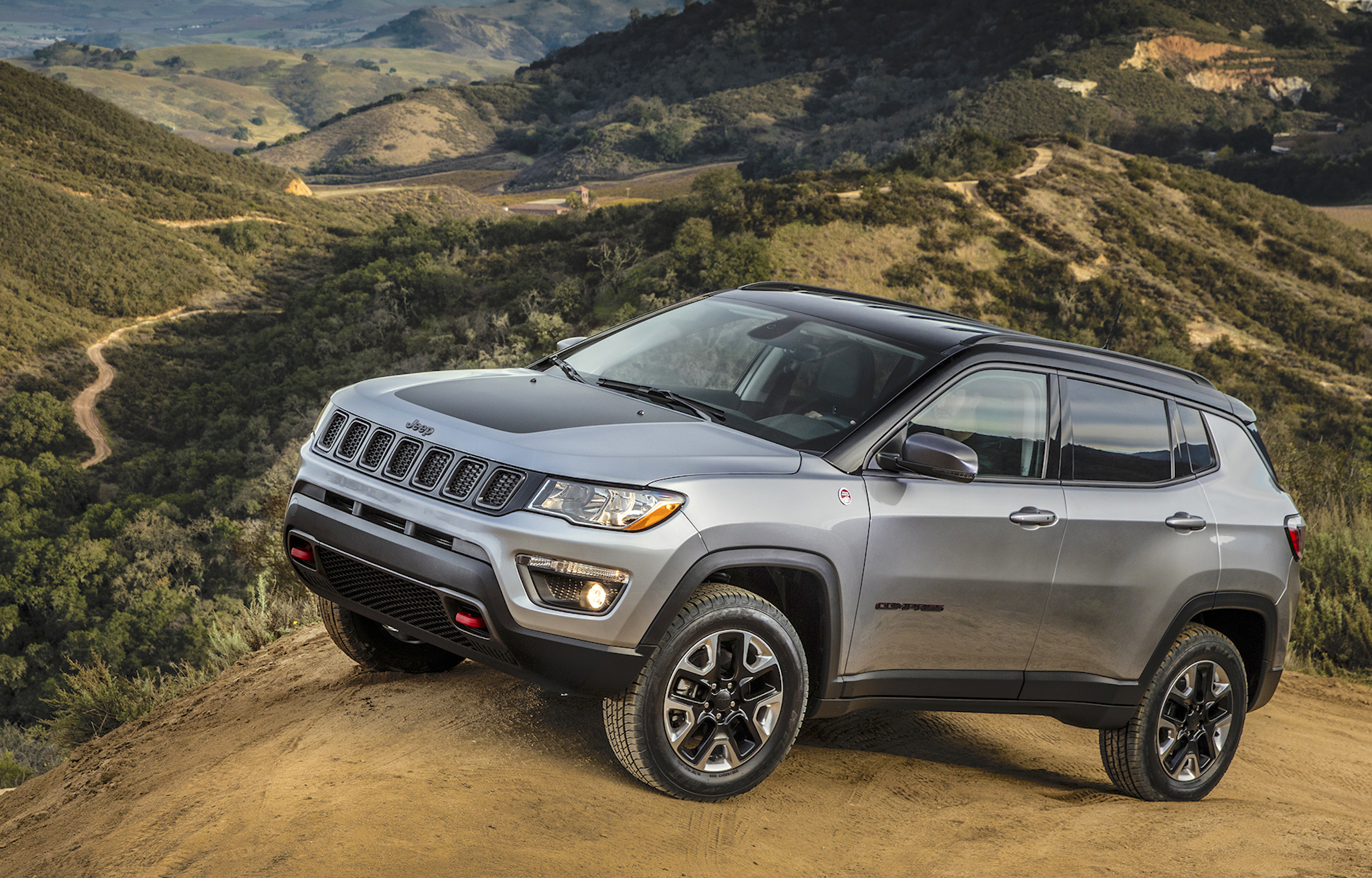 POINTING TO SUCCESS — Jeep's new 2017 Compass