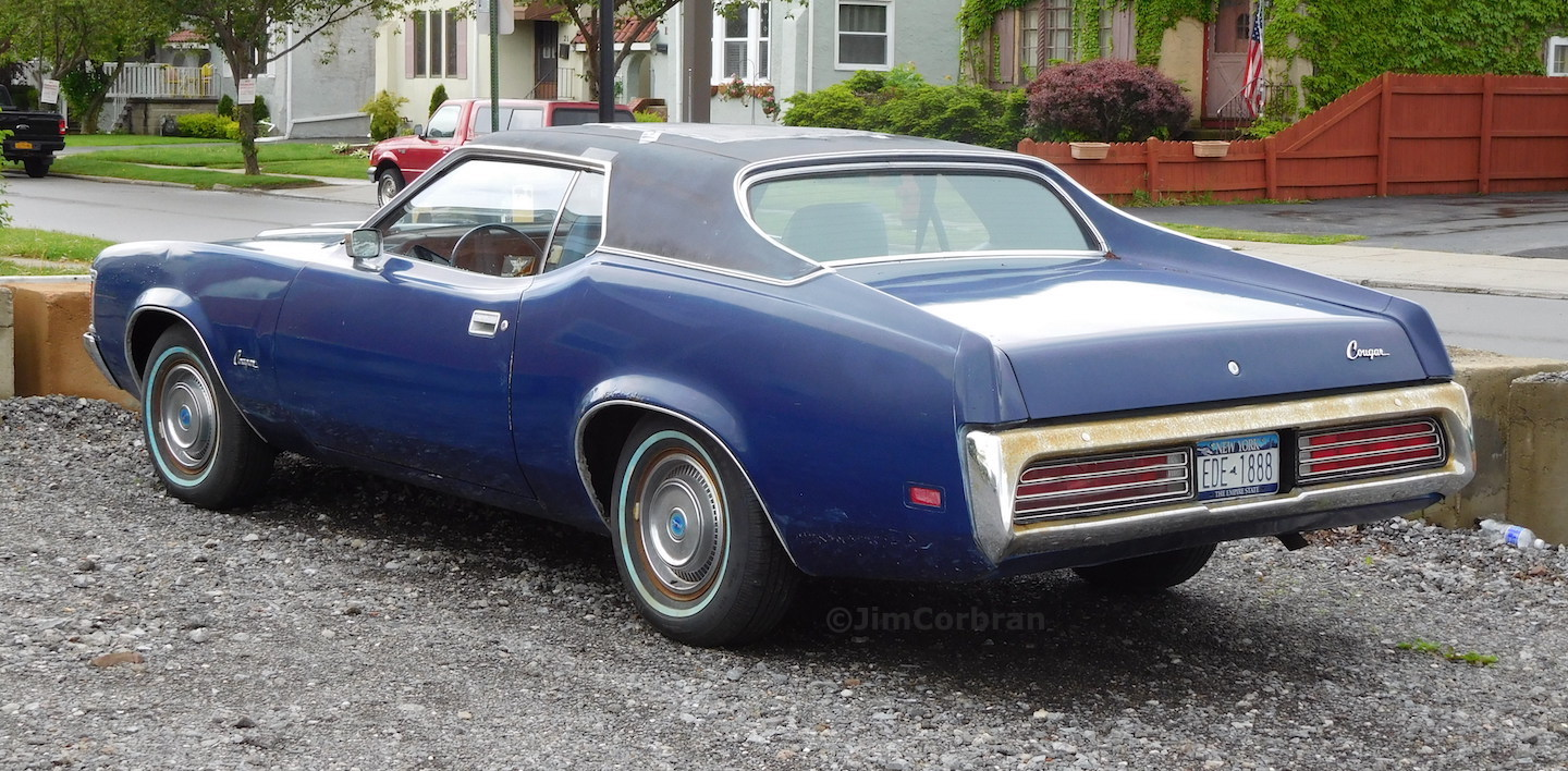 RealRides of WNY - 1971 Mercury Cougar