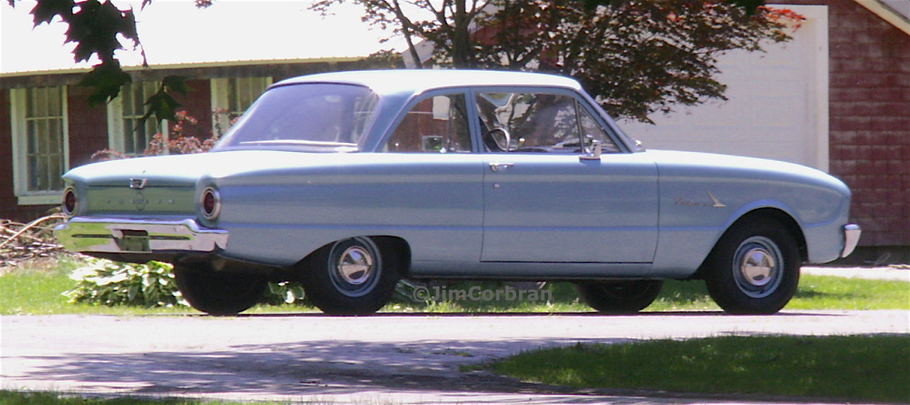 RealRides of WNY - 1961 Ford Falcon