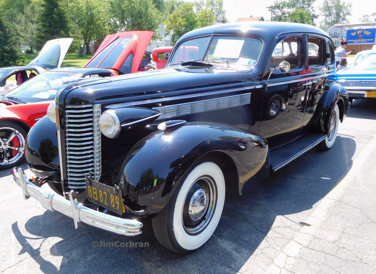 RealRides of WNY - 1938 Buick Special