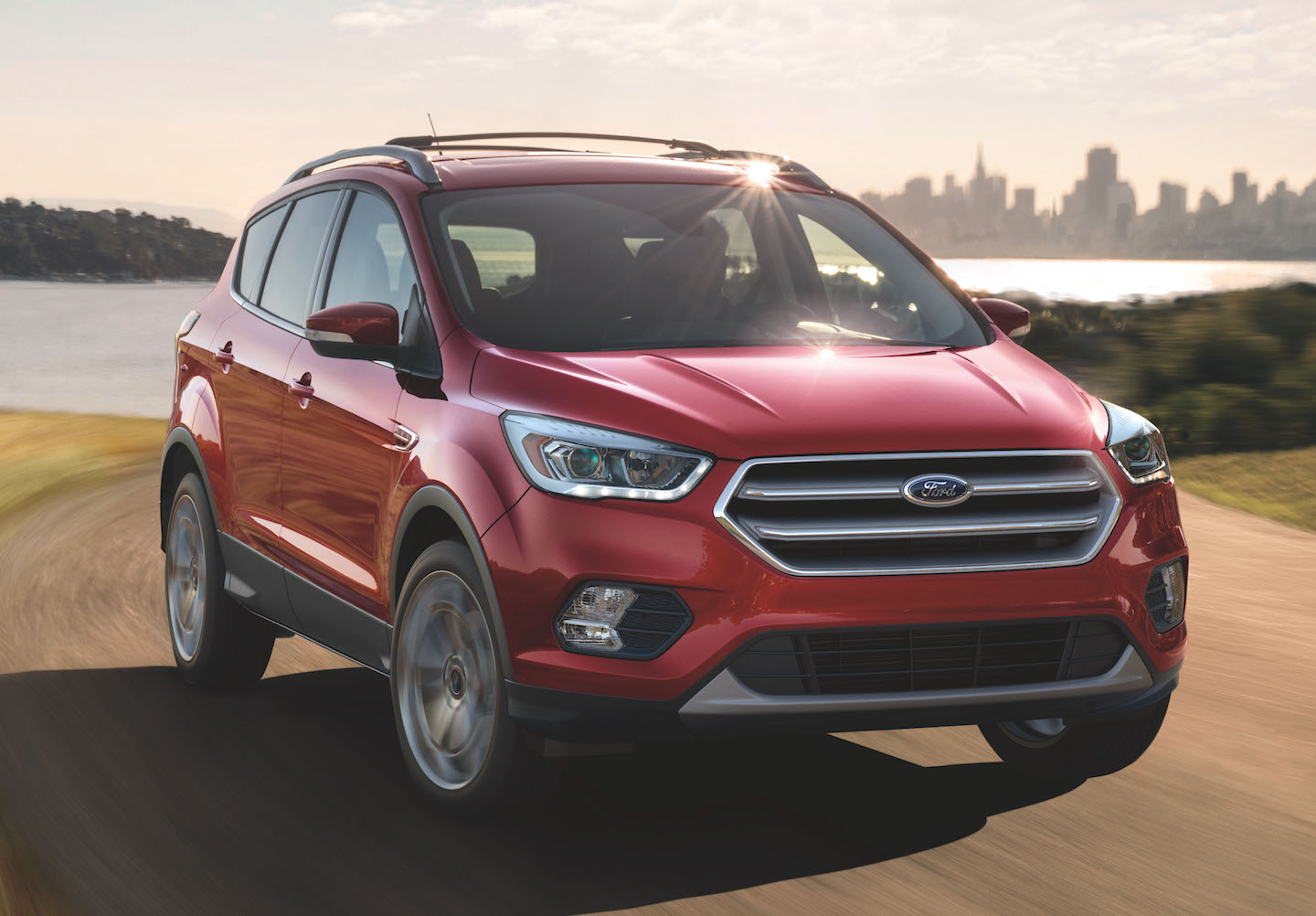 THEY'RE EVERYWHERE, THEY'RE EVERYWHERE! … the 2017 Ford Escape
