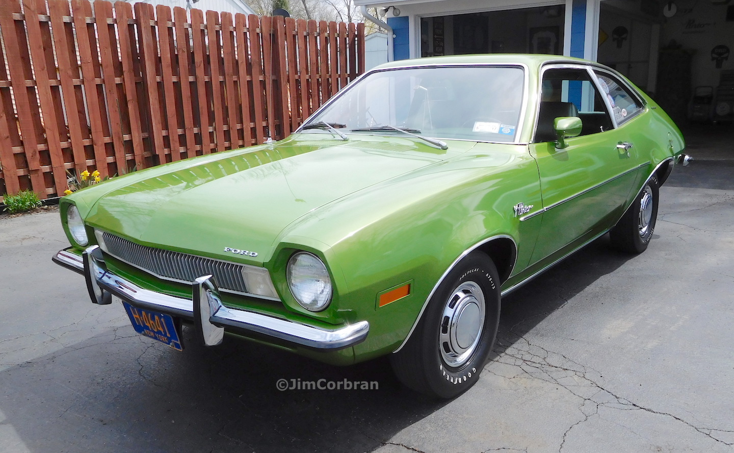 RealRides of WNY - 1972 Ford Pinto