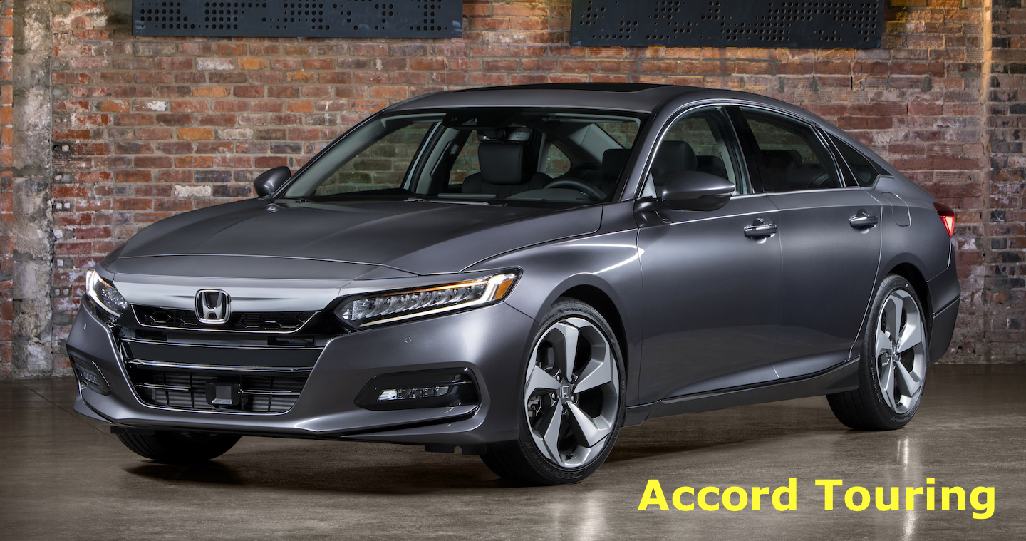 2018 HONDA ACCORD: NEW FROM THE GROUND UP