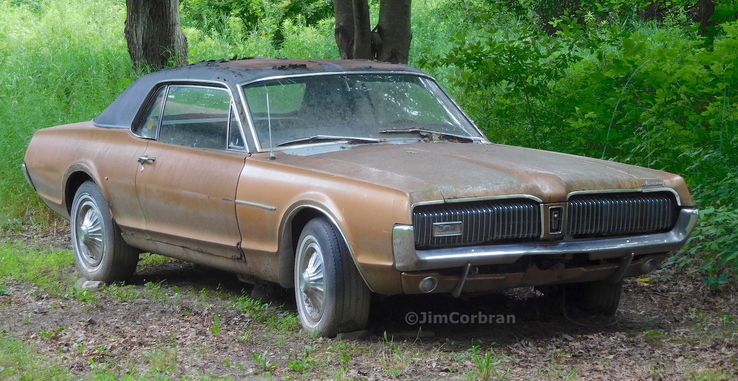 RealRides of WNY - 1967 Mercury Cougar