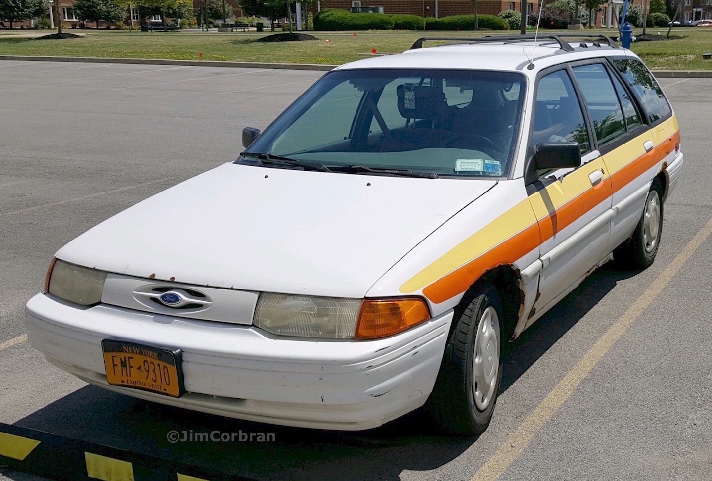 RealRides of WNY - 1995 Ford Escort