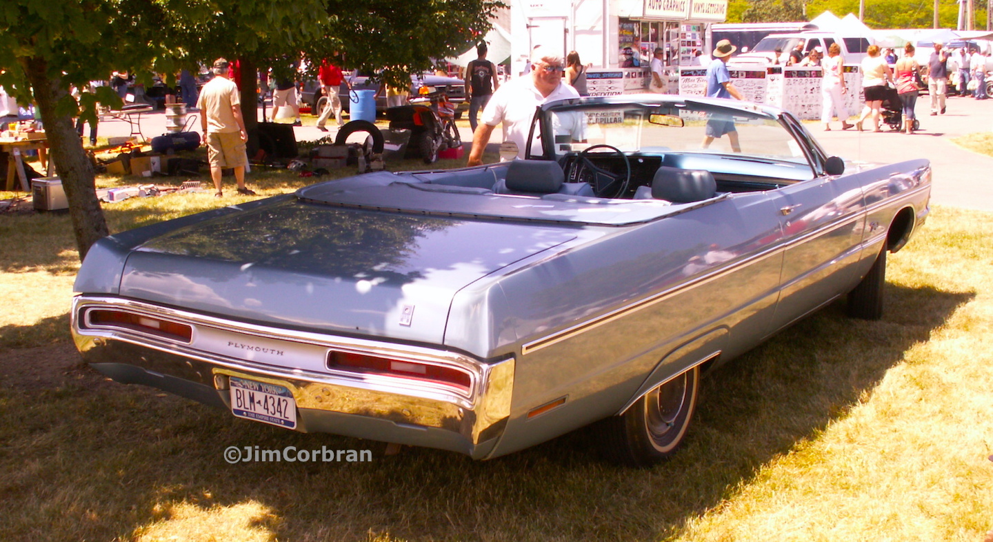 RealRides of WNY - 1970 Plymouth Fury III