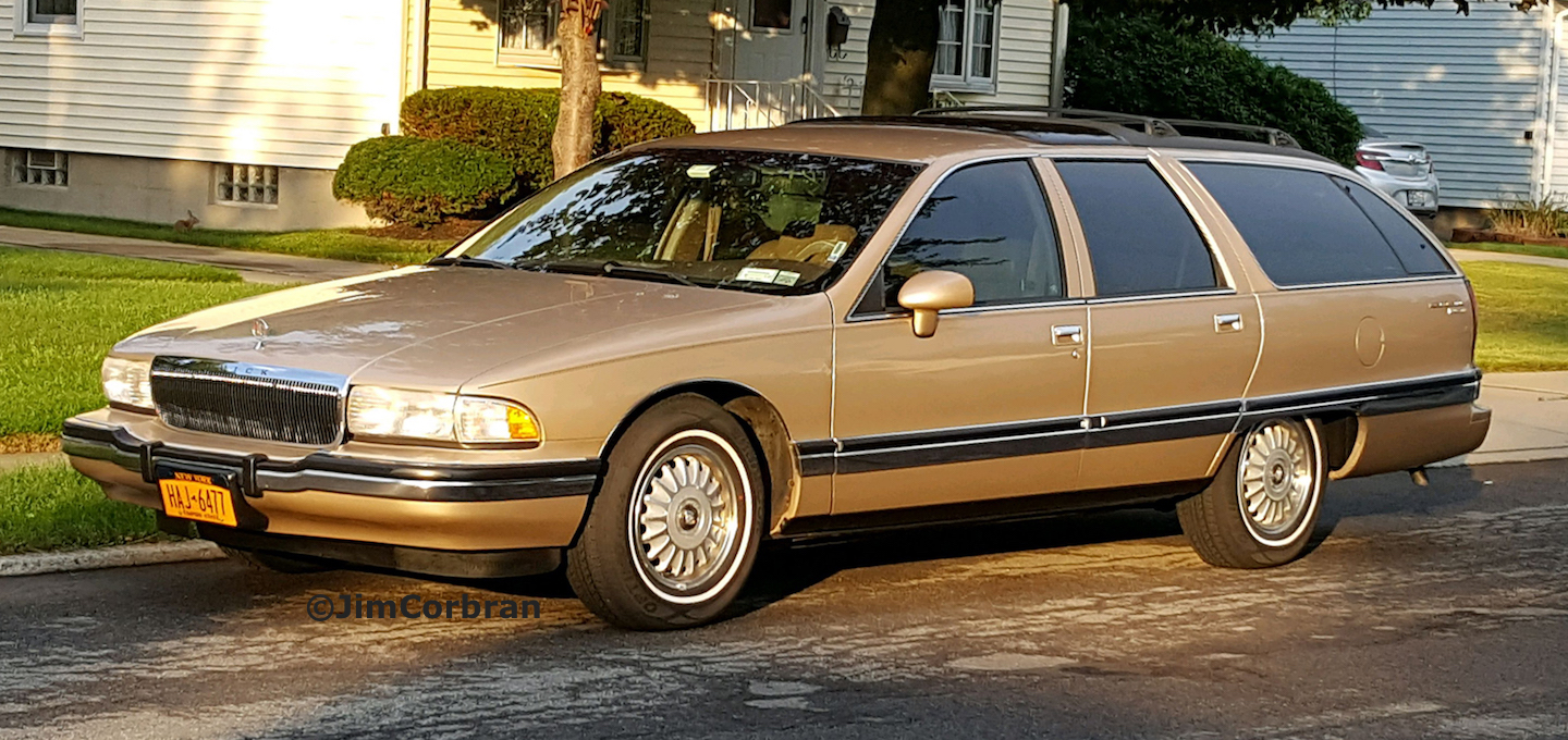 RealRides of WNY - 1994 Buick Roadmaster
