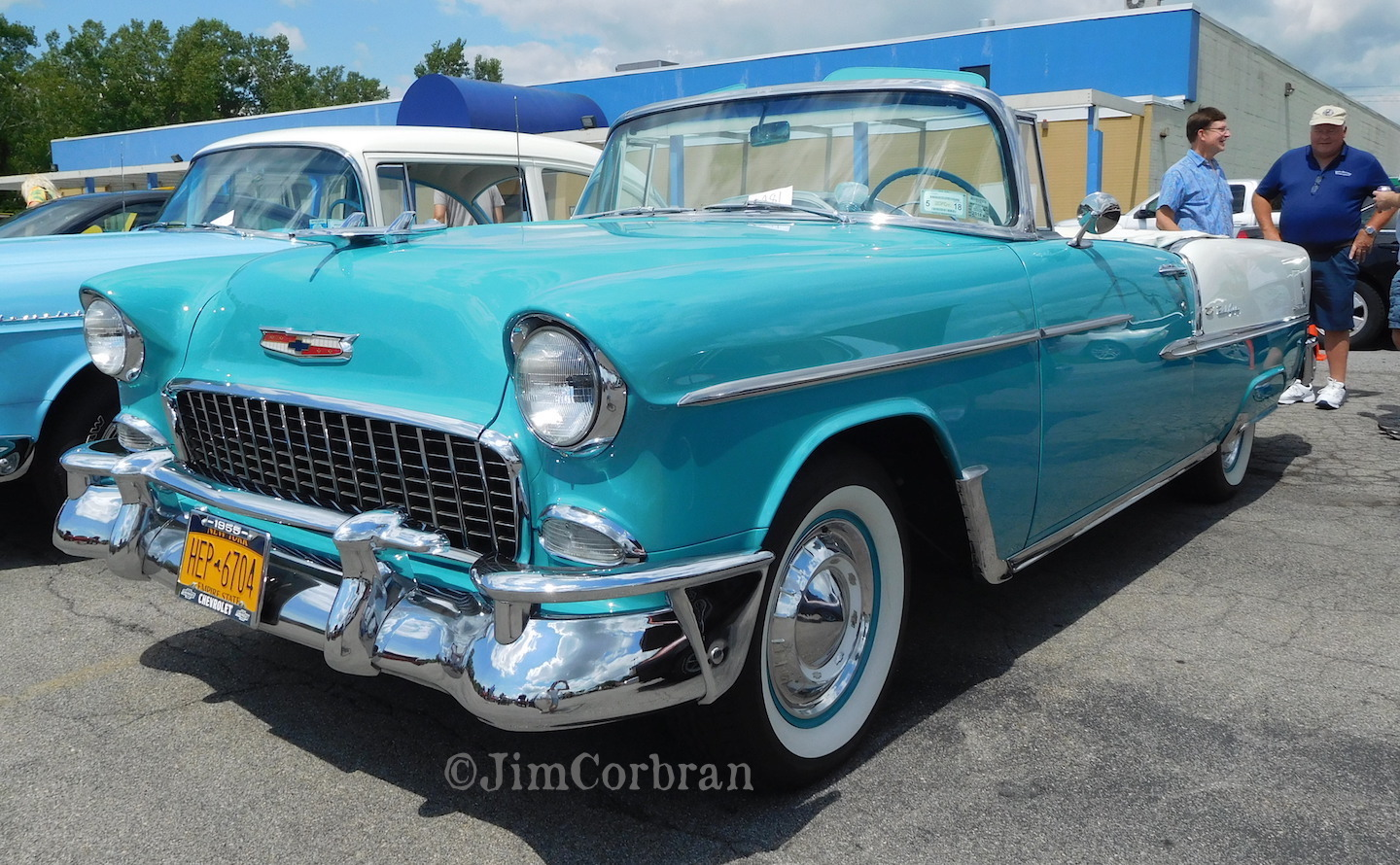 RealRides of WNY - 1955 Chevy Bel Air