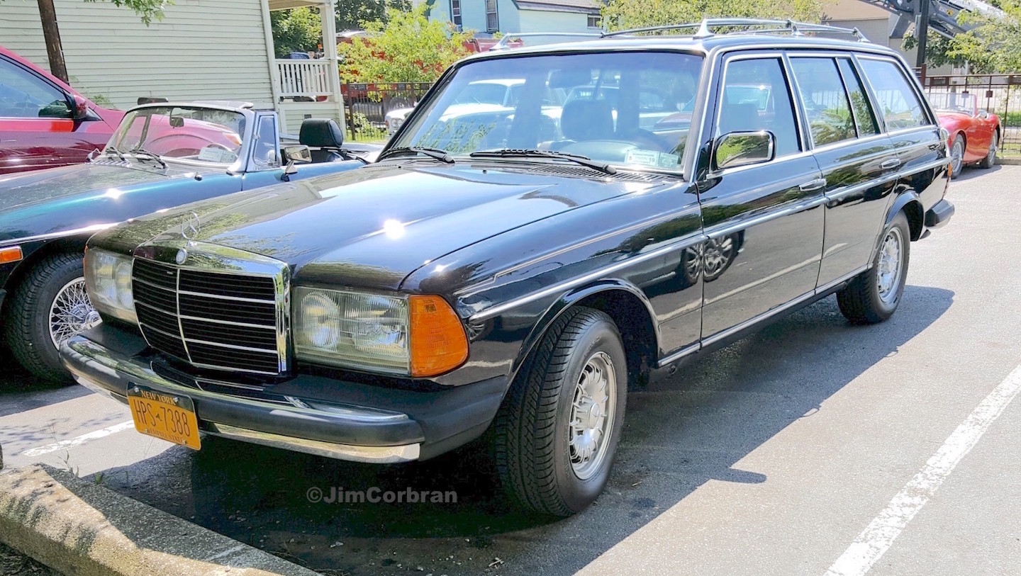 RealRides of WNY - 1985 Mercedes-Benz 300 TD
