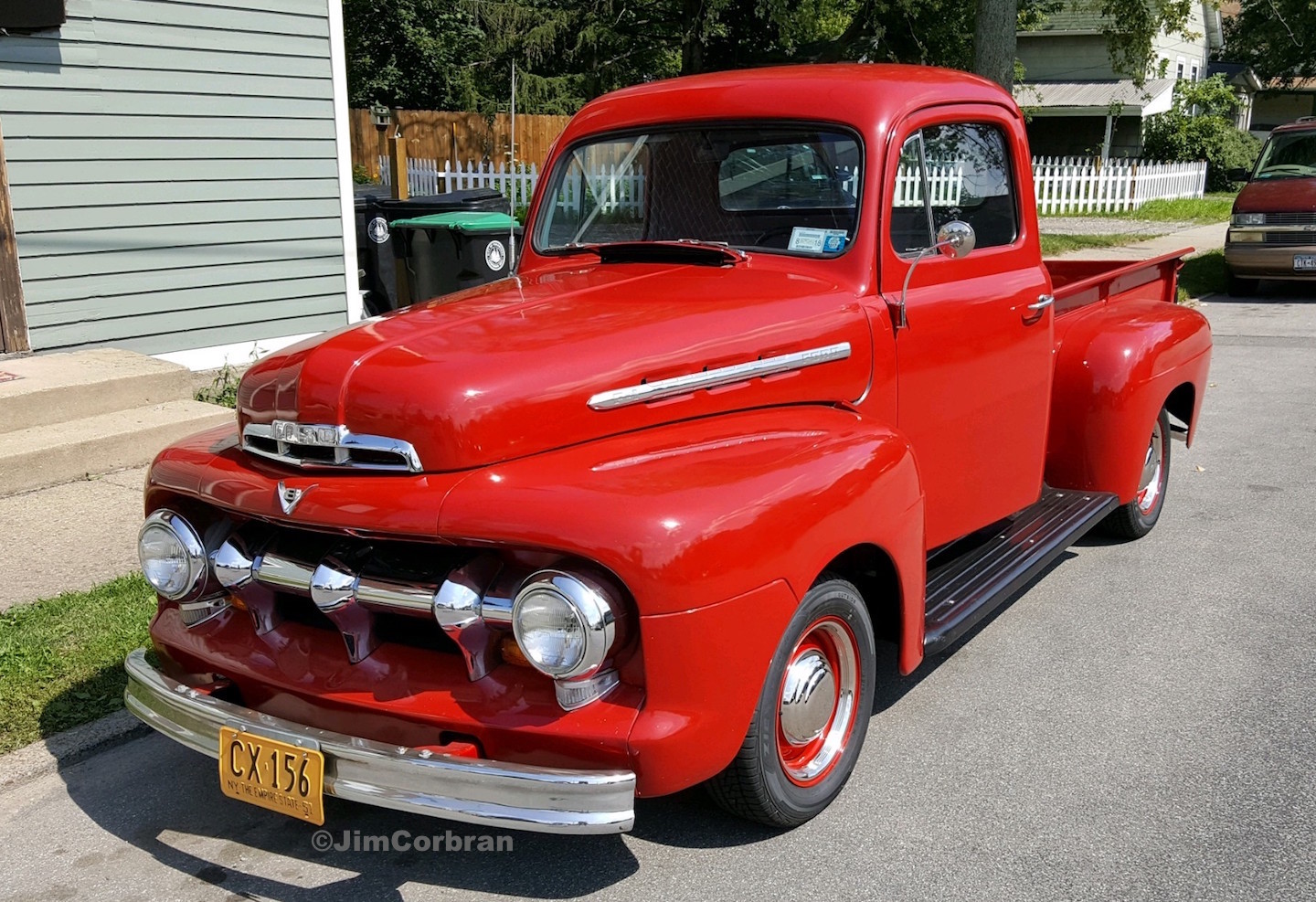 RealRides of WNY - 1951 Ford F-1
