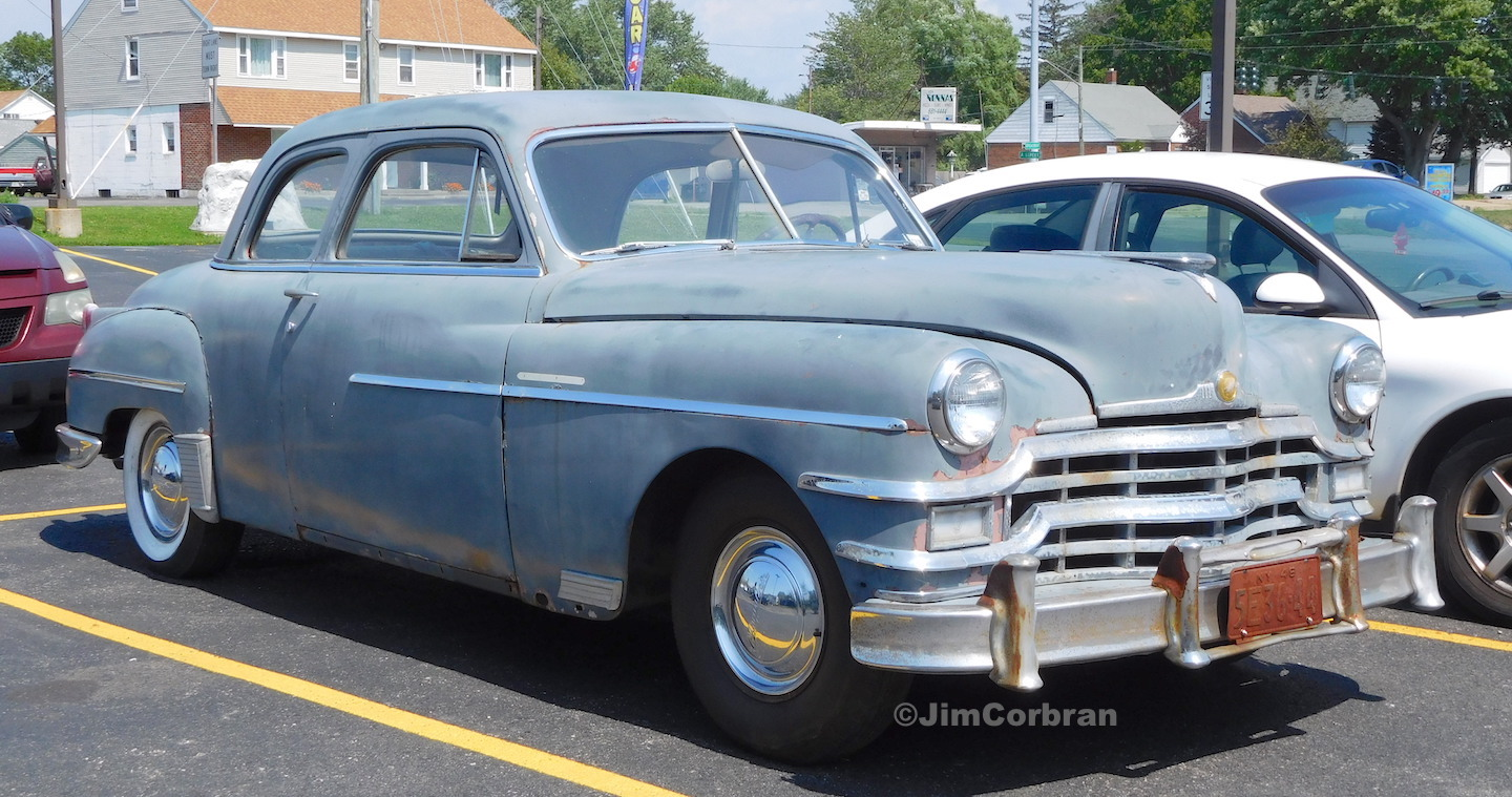RealRides of WNY - 1949 Chrysler