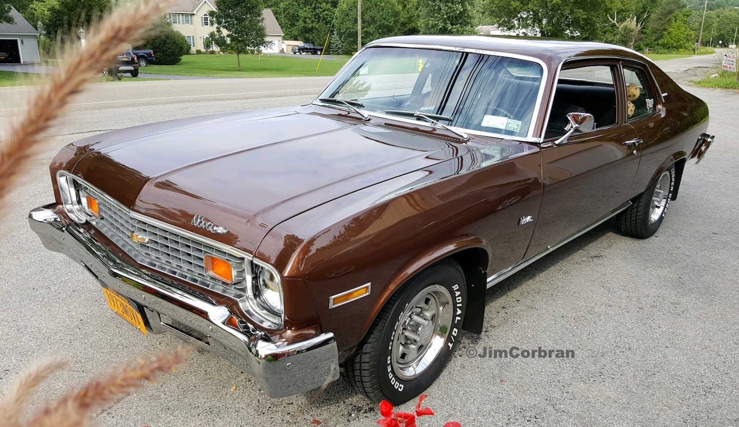 RealRides of WNY - 1973 Chevy Nova