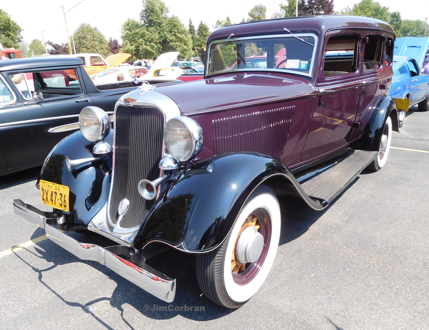 RealRides of WNY - 1933 Dodge DP