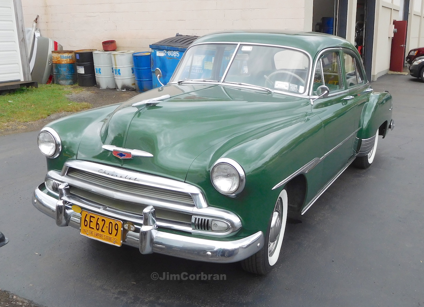 Coupe 1951 chevy sport coupe : of WNY - 1951 Chevy Styleline Deluxe