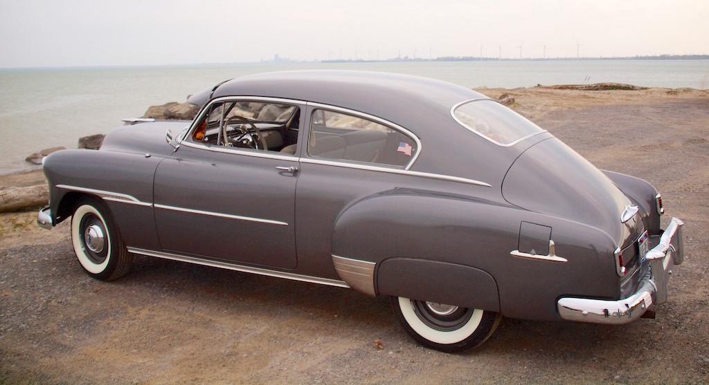 Jim Ellis Chevrolet >> RealRides of WNY - 1951 Chevy Fleetline Deluxe