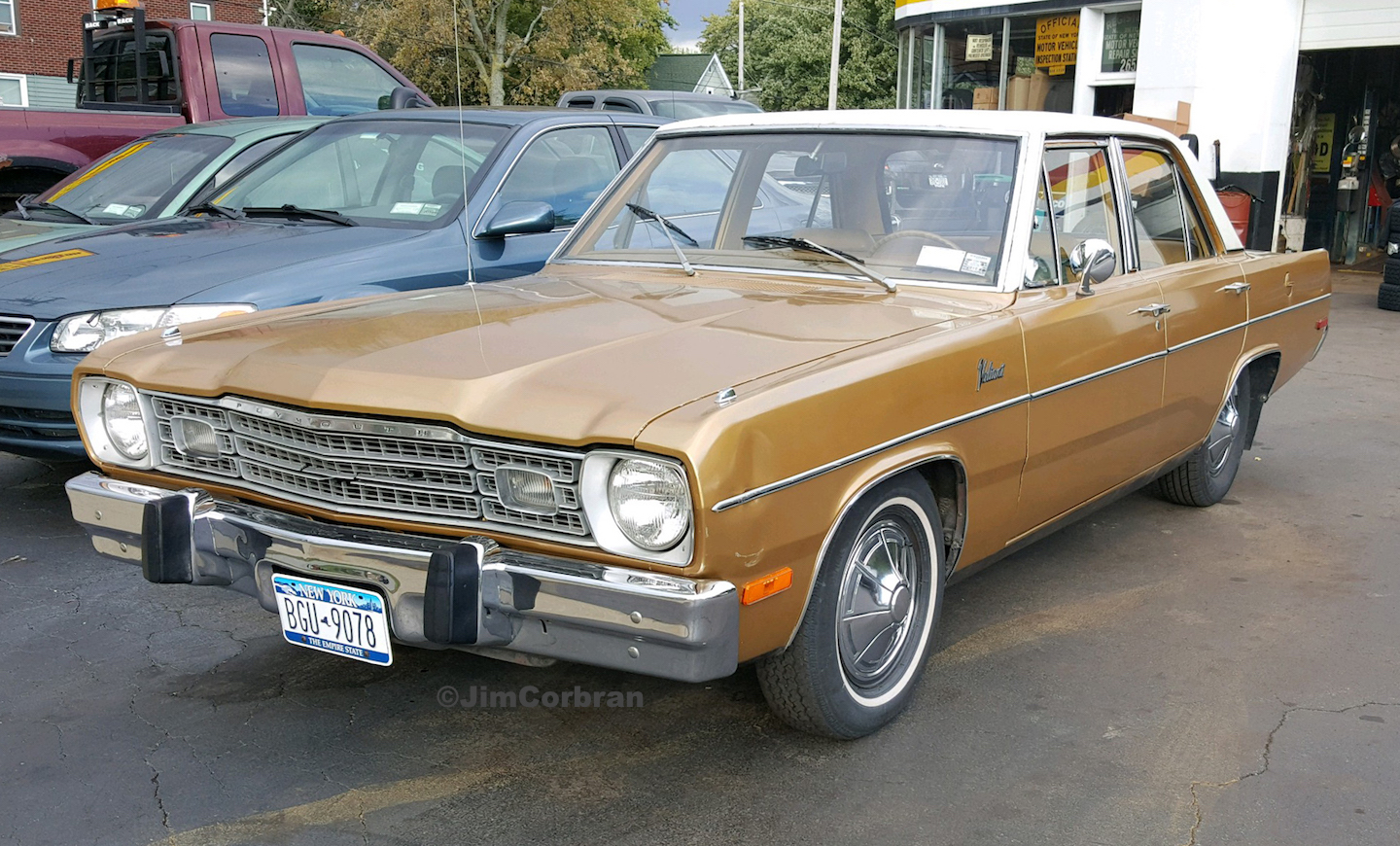 realrides of wny 1973 plymouth valiant. Black Bedroom Furniture Sets. Home Design Ideas