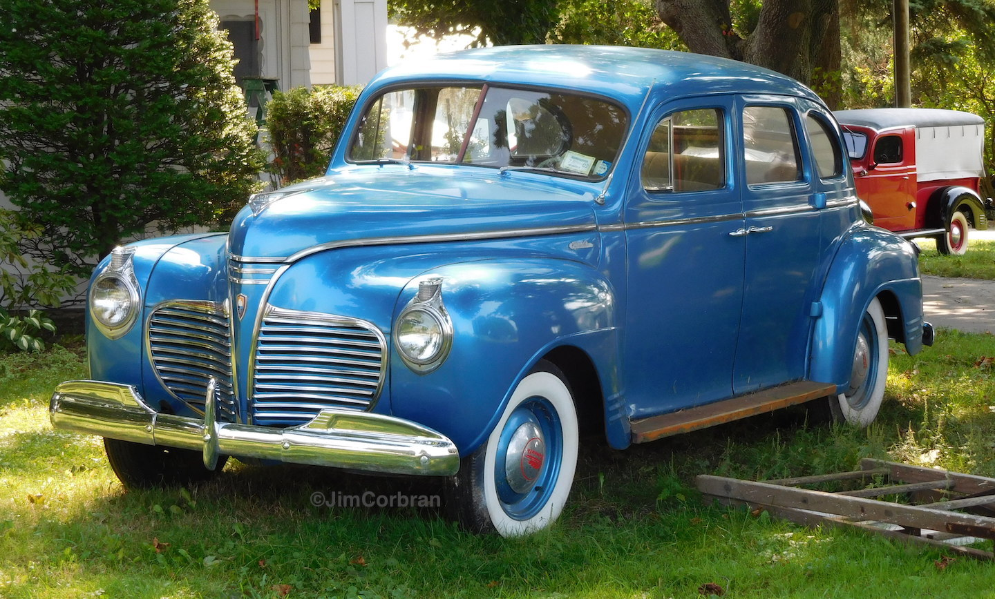 Realrides Of Wny 1941 Plymouth Special Deluxe Coupe