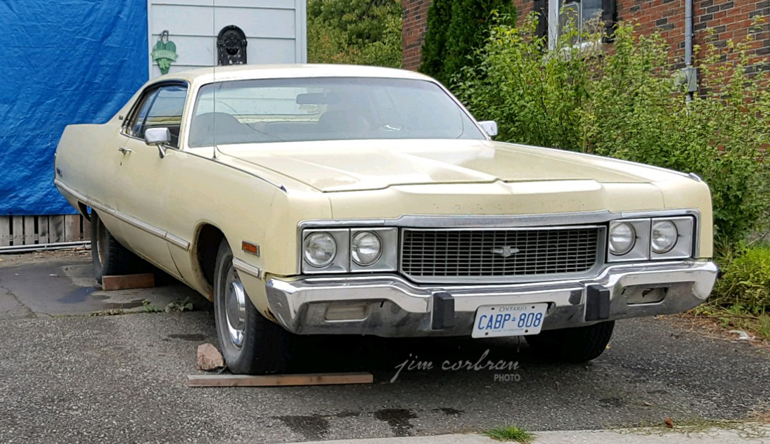 RealRides of WNY - 1973 Chrysler Newport