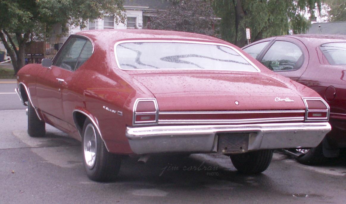 Realrides Of Wny 1969 Chevy Chevelle Malibu