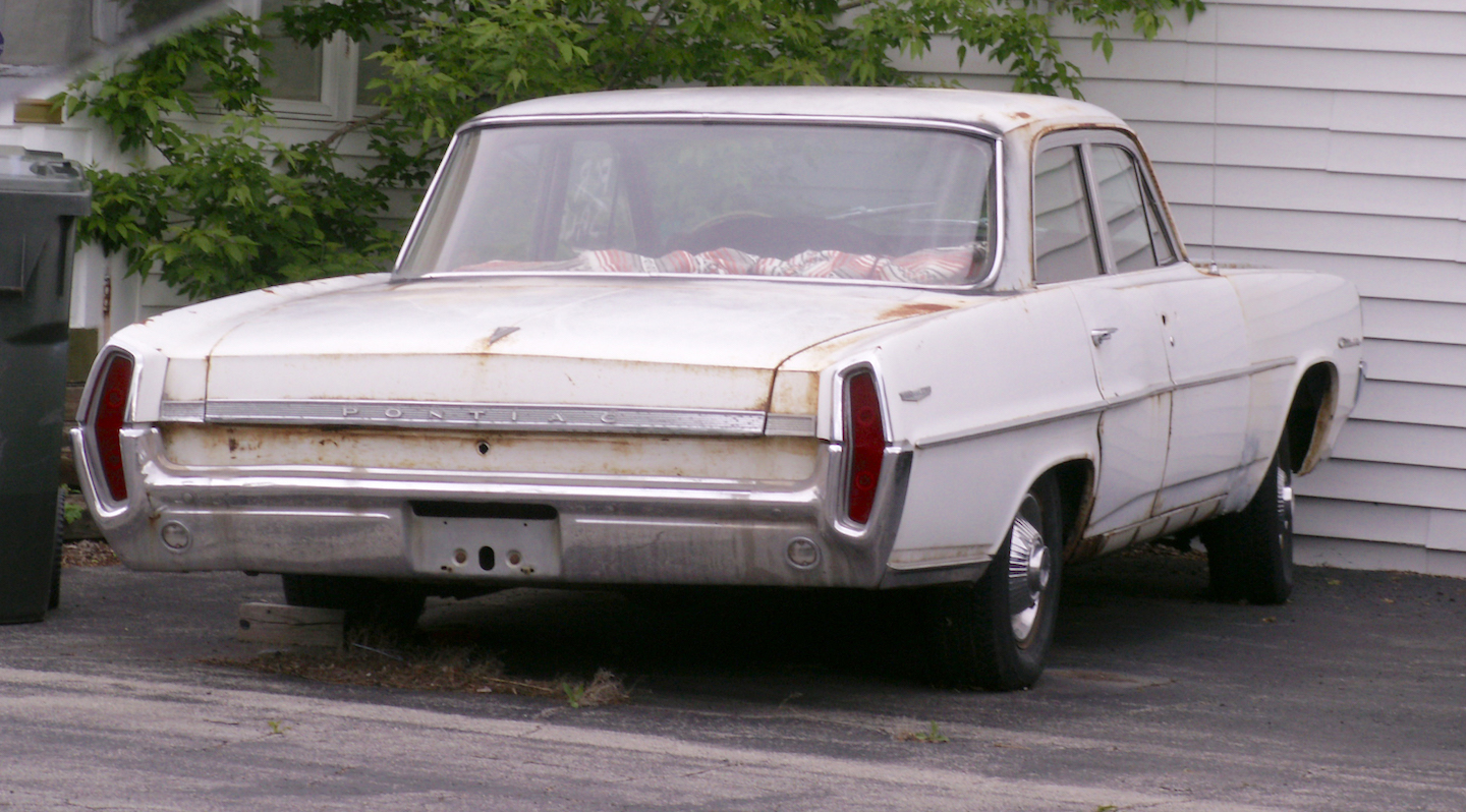 RealRides of WNY - 1964 Pontiac Catalina