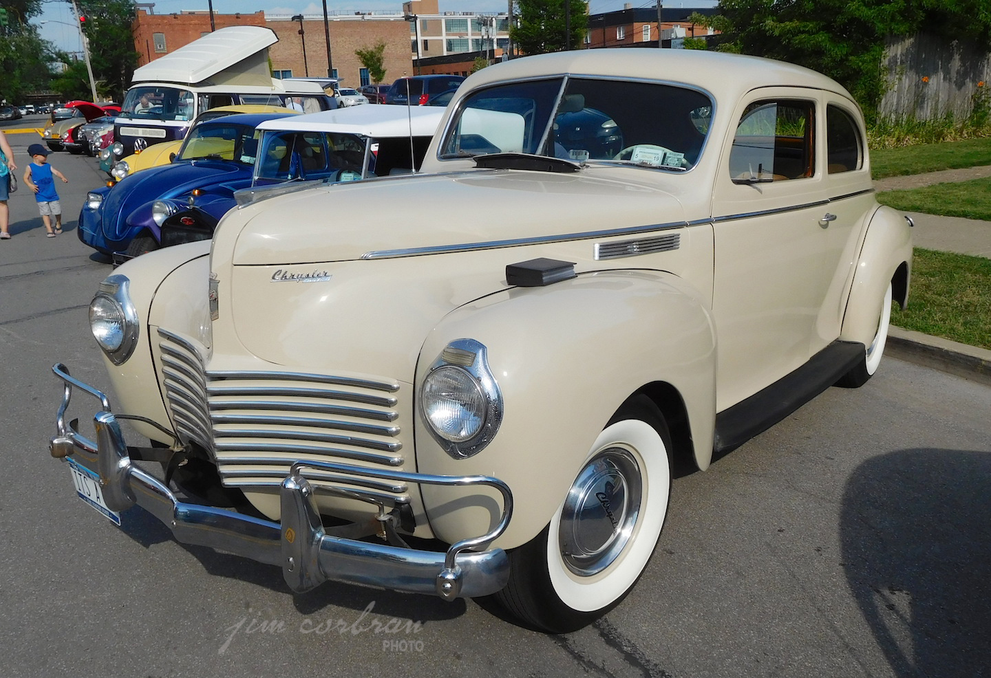 RealRides of WNY - 1940 Chrysler Royal